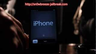 1How to jailbreak iPhone with Sn0wBreeze  Windows  Mac iOS  6.0.0/6.0.1 by pcrif