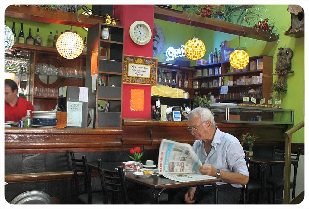 buenos aires neighborhood cafe