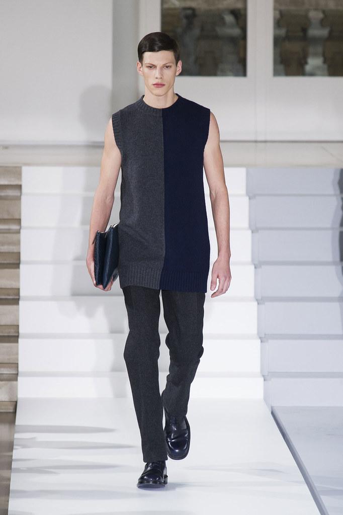 FW13 Milan Jil Sander006_Nemanja Maksic(fashionising.com)