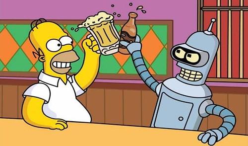Mokslo Sriuba apie Robotus