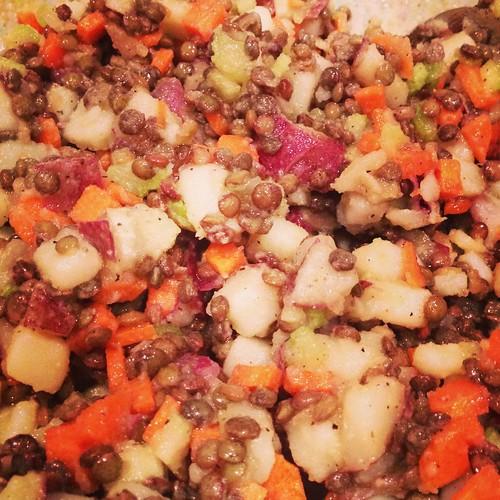 Potato Salad Recipe Harvest Moon Light Of Hope
