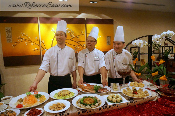 Chinese New Year Menu 2013 - Xin Cuisine, Concorde Hotel KL-016