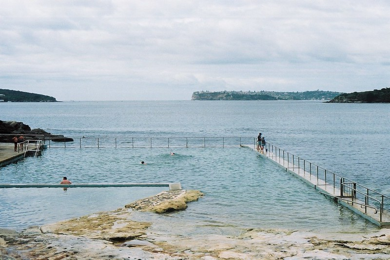 Fairlight Tidal Pool - Manly Sydney