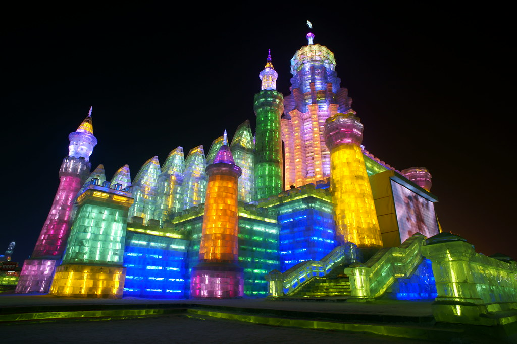 Harbin Snow & Ice Festival 2013