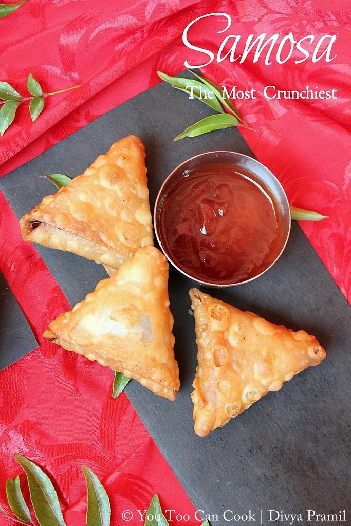 how to make indian samosa dough