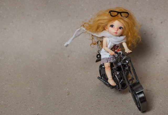 A Doll a day - Wednesday -Transportation