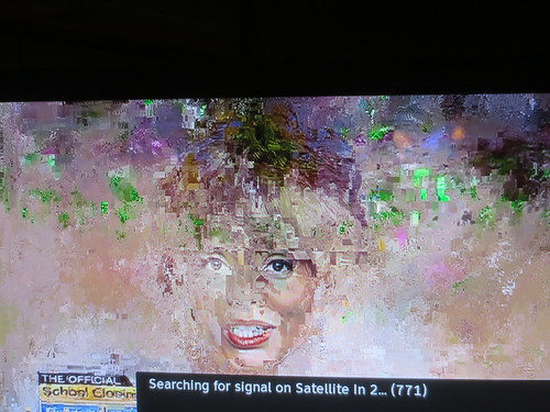 Impressionist art by DirectTV
