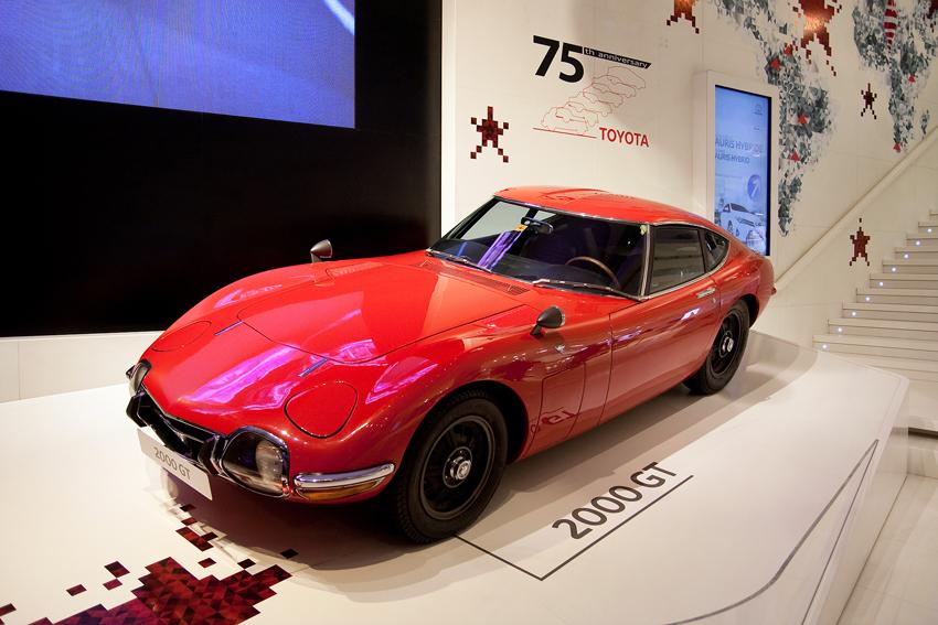 1967–70 Toyota 2000GT (MF10) 1