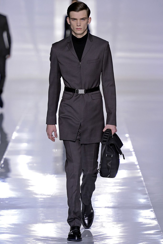 FW13 Paris Dior Homme016_Baptiste Faure(GQ.com)