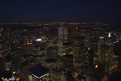 Night falls over Toronto (IV)
