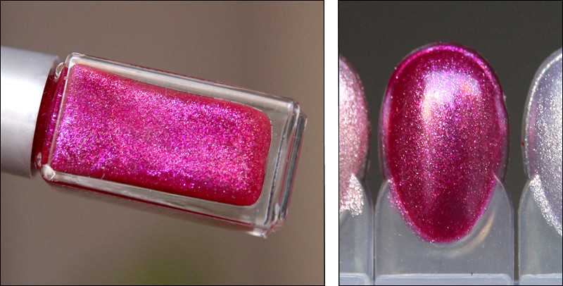 2057 Beaming berry swatch