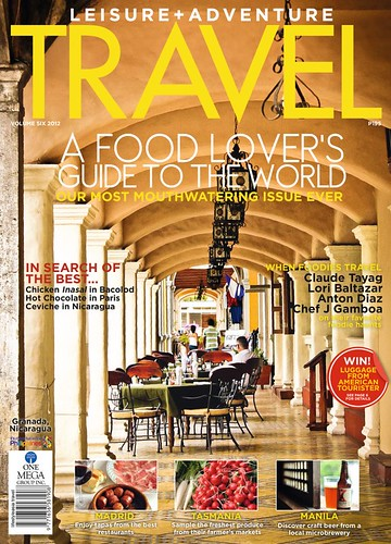 Travel Magazine Volume 6 2012