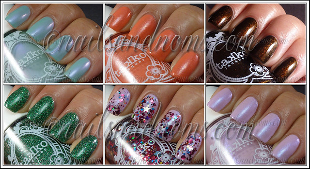 Takko Lacquer Spring 2013 Collection