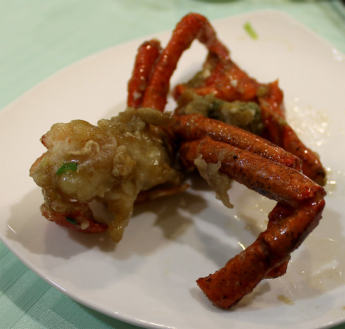 Stir-Fried Lobster in Superior Sauce