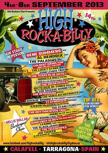 high rockabilly 2013