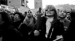 Anti Sexual Harasment March to Tahrir
