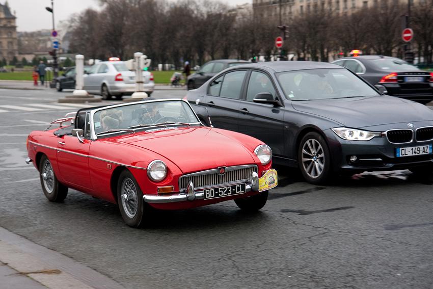 1962–67 MGB Roadster