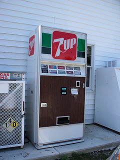 OH Kelleys Island - 7Up Machine