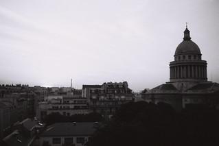 P&P: Paris & Pantheon