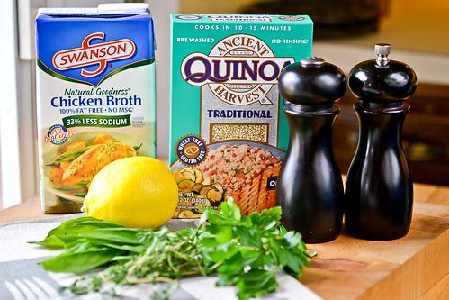 Herbed Quinoa-1