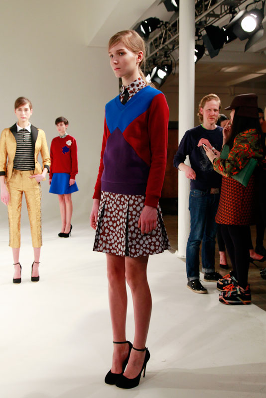 ostwaldhegalson10 NYFW, NYC, MADE, MadeFW, Ostwald Helgason, fashion brands, Milk Studios