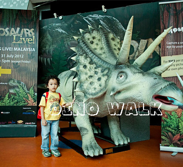Amazing Dinosaur Animatronics Show