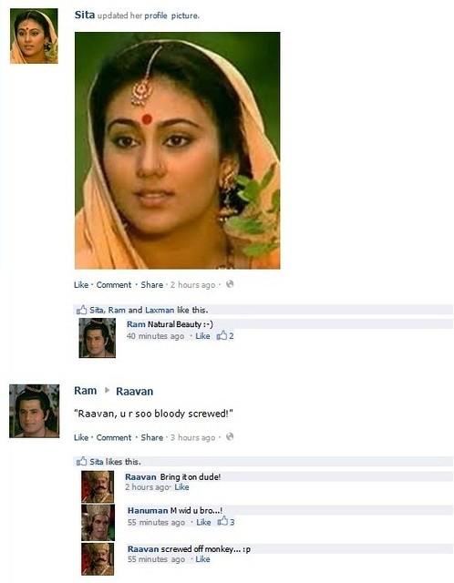 Sita on Facebook
