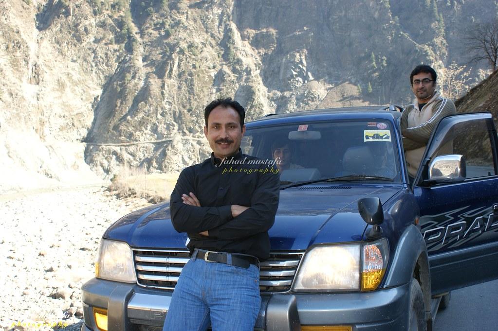 Muzaffarabad Jeep Club Neelum Snow Cross - 8469341462 b75a8a14a9 b
