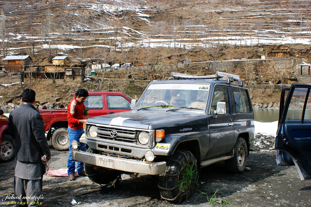 Muzaffarabad Jeep Club Neelum Snow Cross - 8471860752 4cc08ee282 b