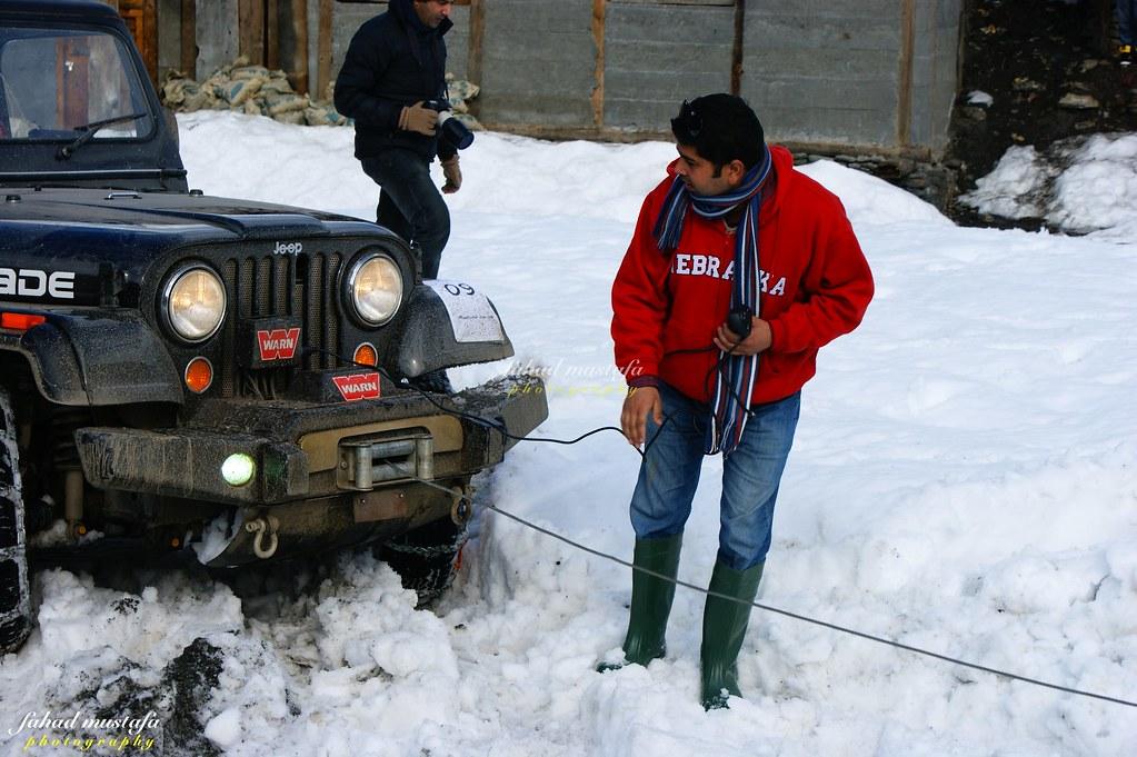 Muzaffarabad Jeep Club Neelum Snow Cross - 8471985930 263fec2998 b