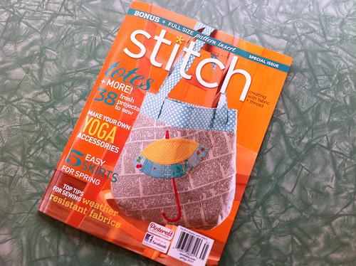 Spring 2013 Stitch!