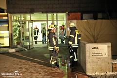 Feuer Psych. Klinik Eichberg 11.02.13