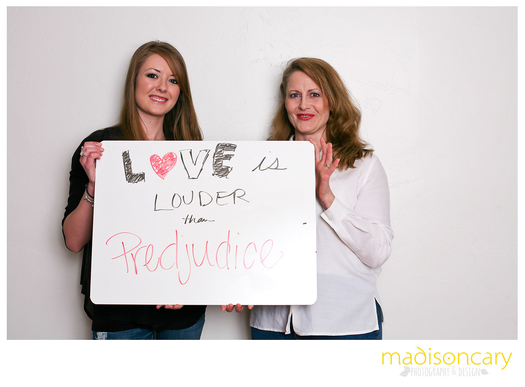 love is louder than prejudice antibullying campaign