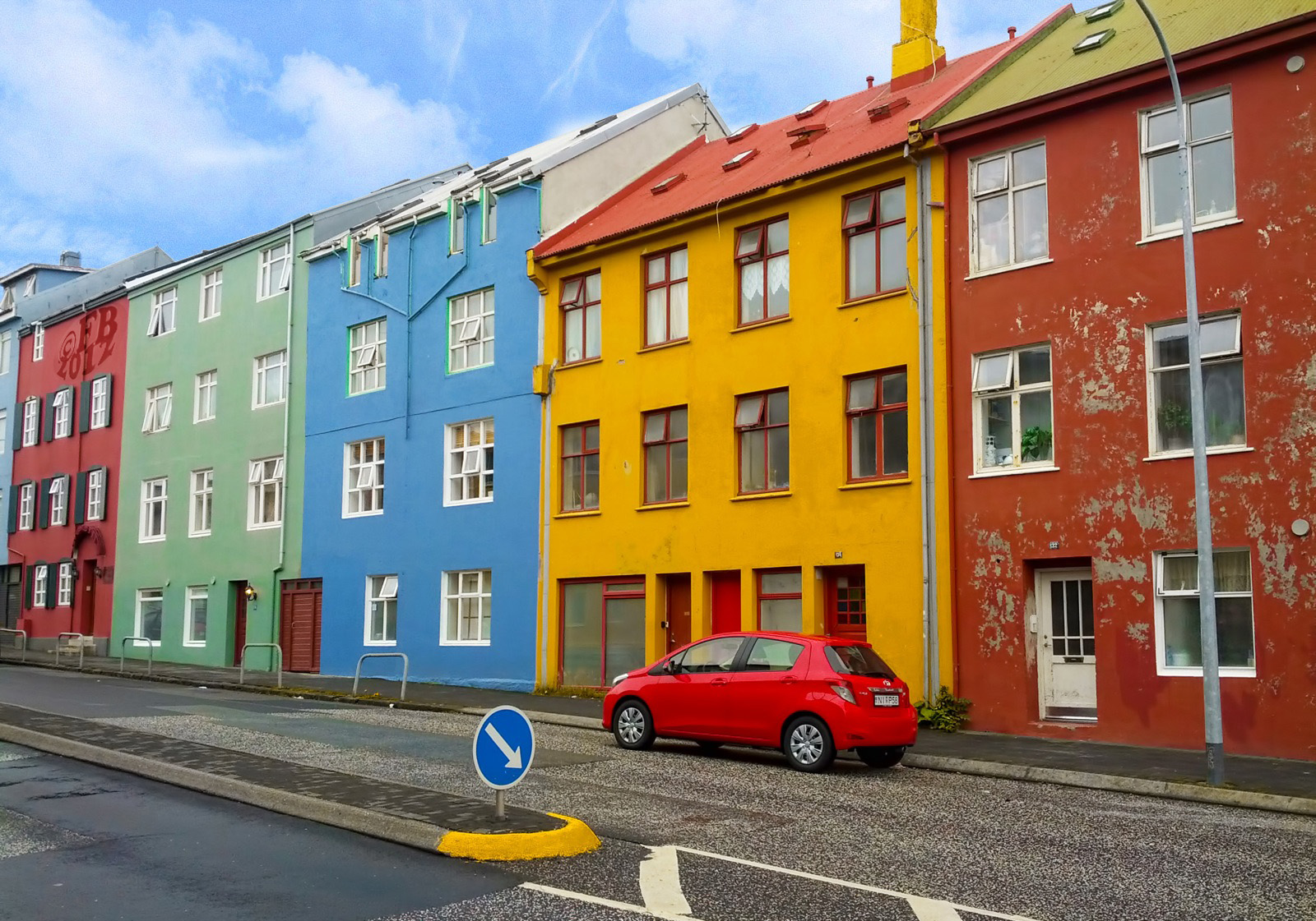 Iceland in Technicolor