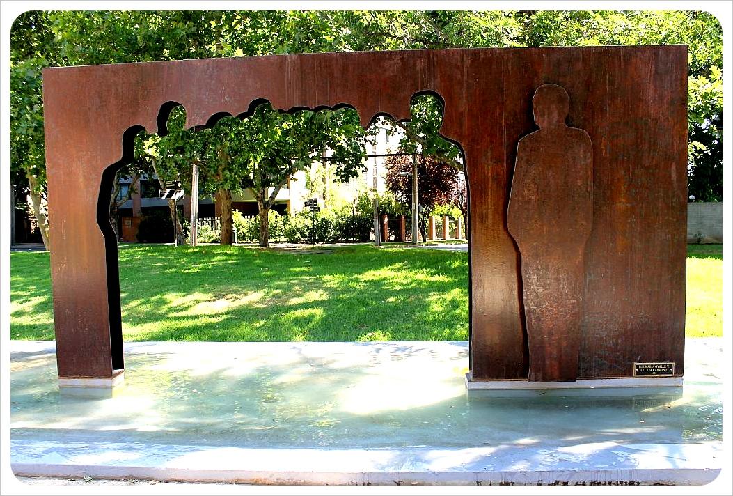 santiago sculpture shapes