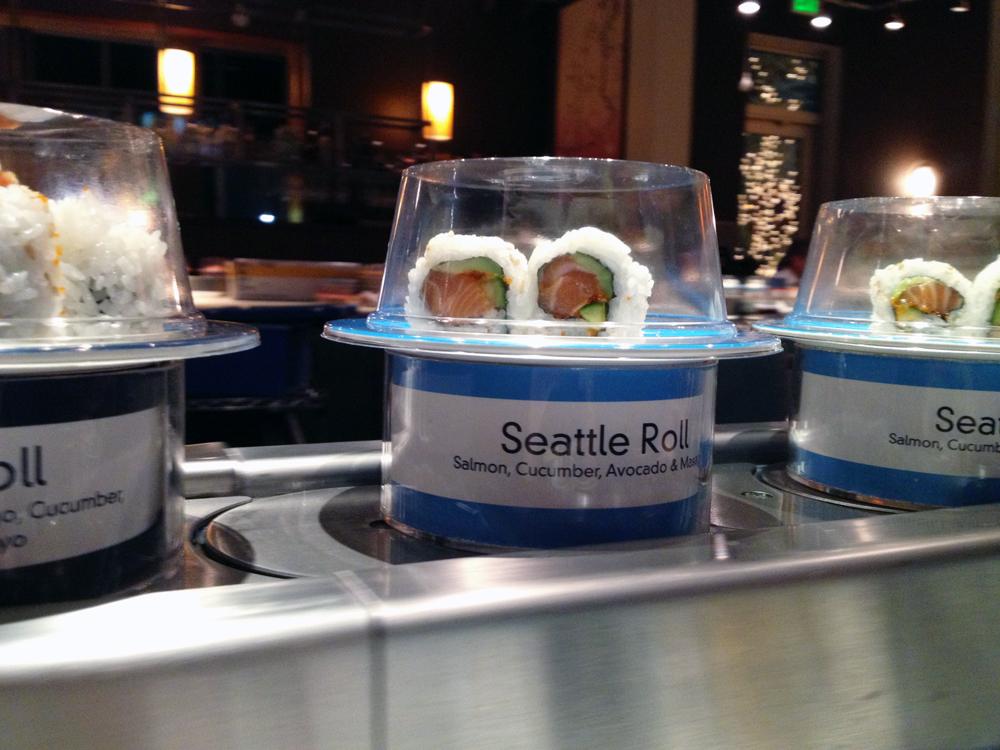 Seattle roll