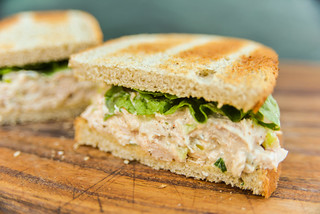 Smoked Chicken Salad