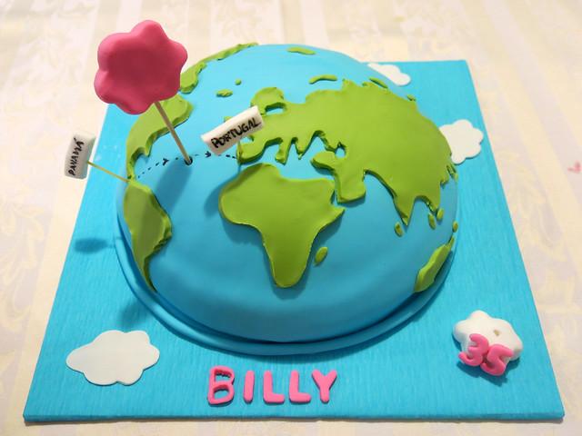 My birthday cake rocks