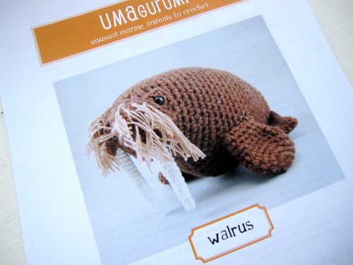 Mini-walrus for Wee H