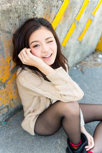 [フリー画像素材] 人物, 女性 - アジア, 台湾人 ID:201302282200