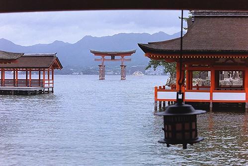 JAPAN:  Miyajima Island