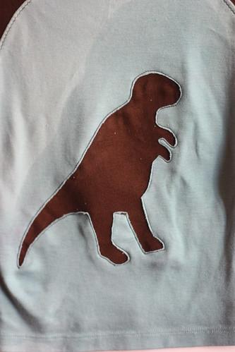 Dino detail