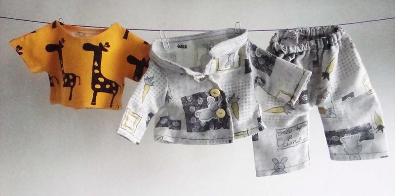 28 - Pyama & tshirt