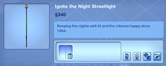 Ignite the Light Streetlight