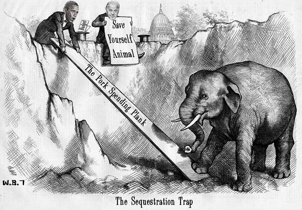 THE SEQUESTRATION TRAP