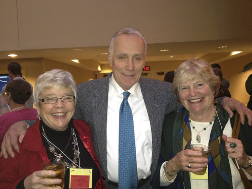 <p>On Friday night, delegates, spouses, and friends of the diocese enjoyed a banquet together.</p>