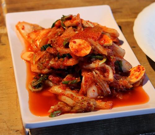 Fresh Baechu Kimchi