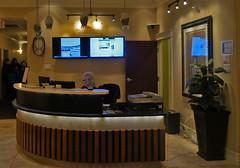 Front Desk - Bay Roberts Hotel
