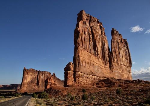 [フリー画像素材] 自然風景, 岩山, 風景 - アメリカ合衆国 ID:201303010600