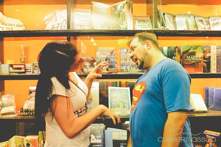 Ana e Fabio E-session na Loja Geek Alameda Santos (31 de 38)